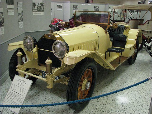 1914 Marmon Roadster. I have a totally healthy obsession with old cars.