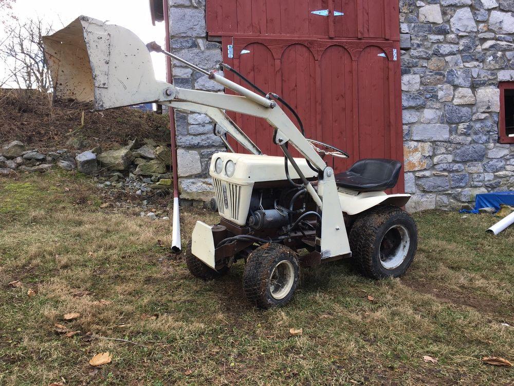 Bolens 900 Loader Bolens Garden Tractor Garden Tractor Pulling Garden Tractor Attachments
