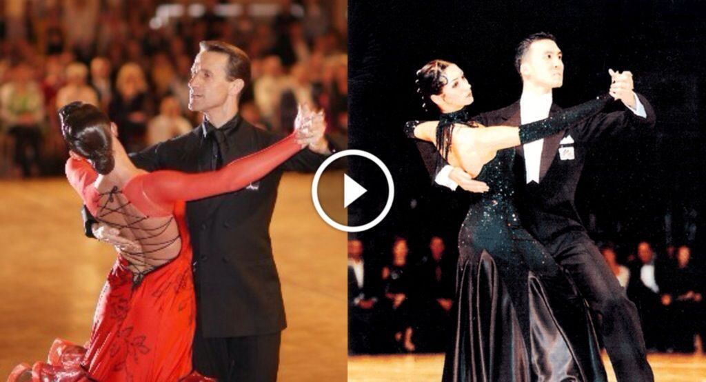 Two couples showing great Basic Tango at the competition, additionally you have all figure names below the video ! ;) Enjoy !