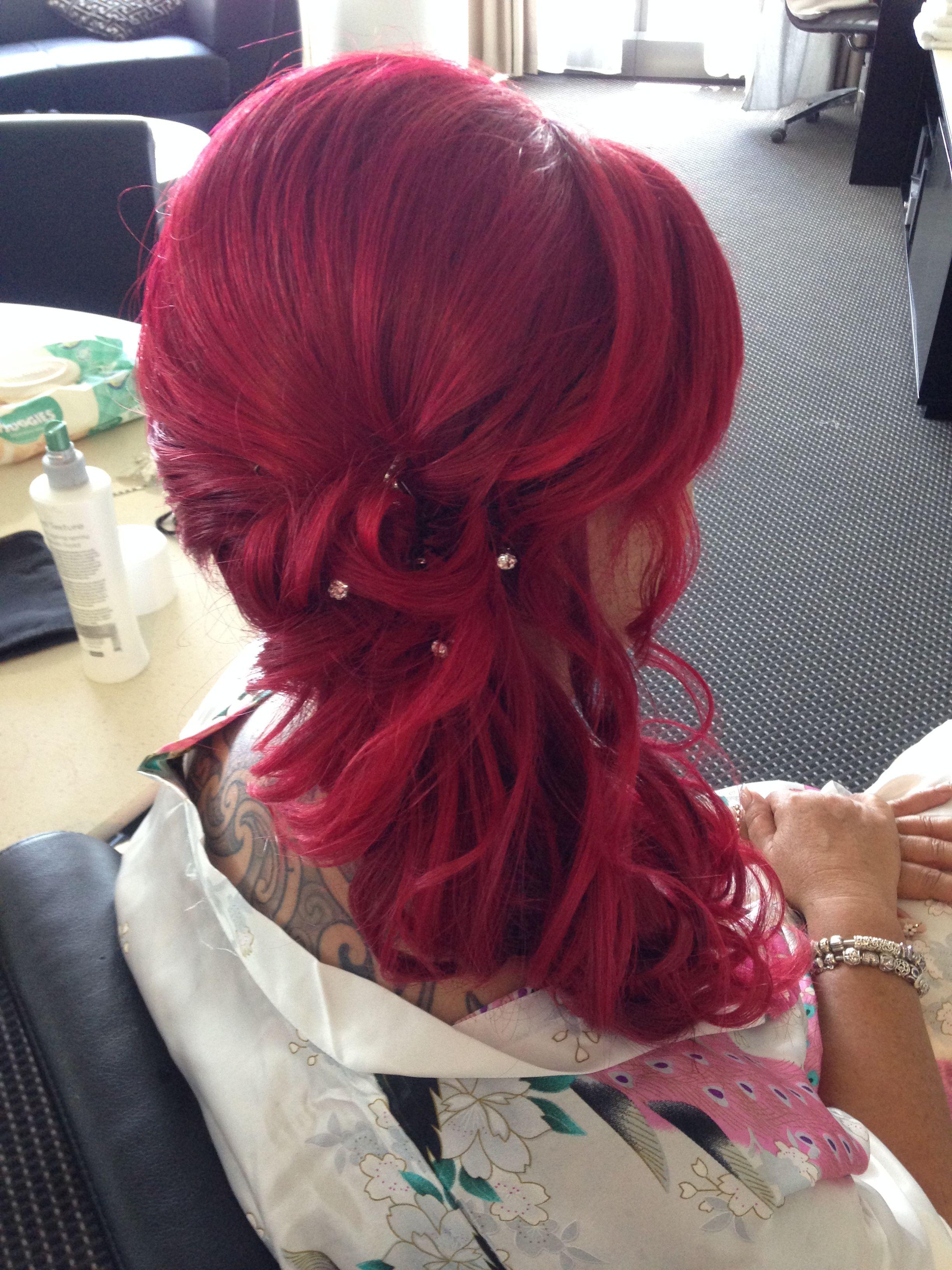 Brisbane Bridal Hair by An Eye For Style ทรงผม