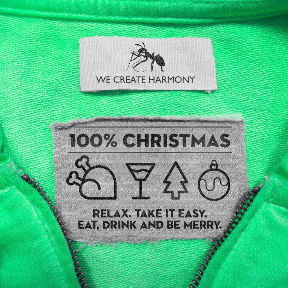 Eat, Drink and be Merry! Happy Holidays Harmonists! #wecreateharmony