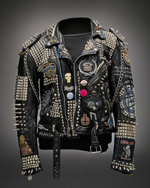Remain In Layout By Using These Style Tips   Clothing   Punk jackets ... 61d04b4117