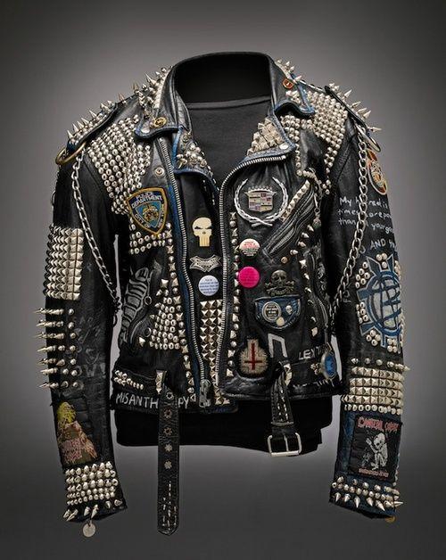 Punk Jacket Tumblr