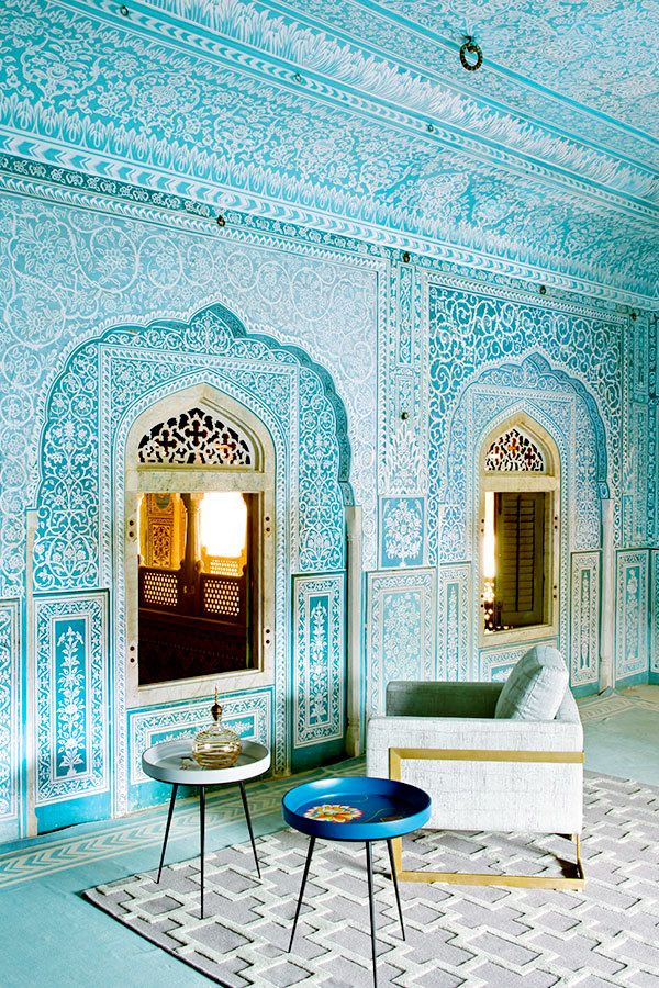 Here's A Stunning Look Inside Two Of Rajasthan's Most