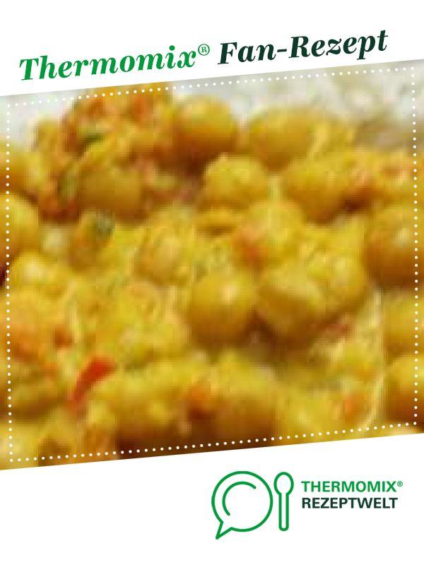 Kichererbsencurry Vegan Rezept Rezepte Vegane Rezepte Thermomix Einfache Gerichte