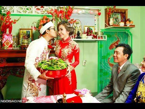 Đám cưới diễn viên Huỳnh Đông & Á hậu Ái Châu [Lễ rước dâu]