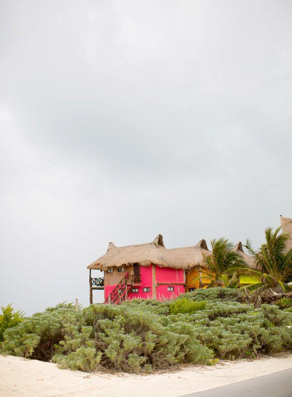 Tulum, Mexico.