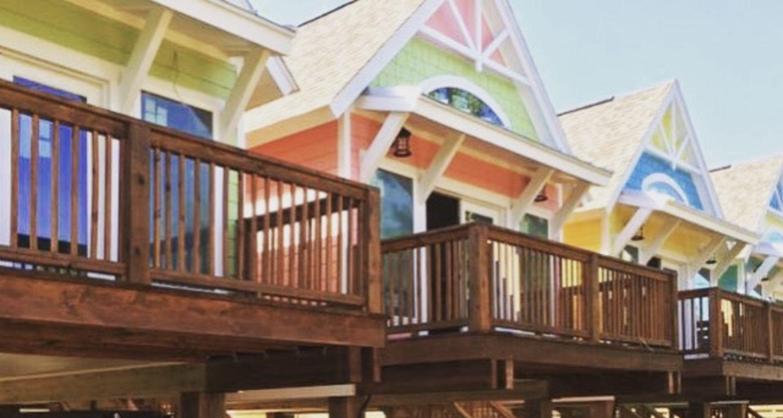 Custom Design Build Beach House Cabins In Kemah Texas In 2020