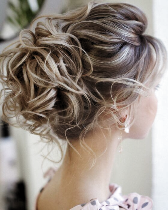 15 Best Formal Hairstyles To Copy In 2019 Sharing Beauty In 2020 Medium Length Hair Styles Medium Hair Styles Mother Of The Bride Hair