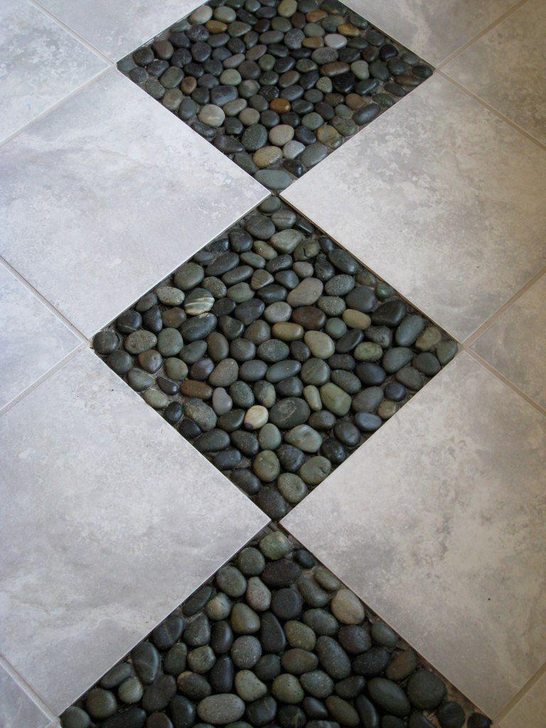 Depiction Of River Rock Tile Sheets