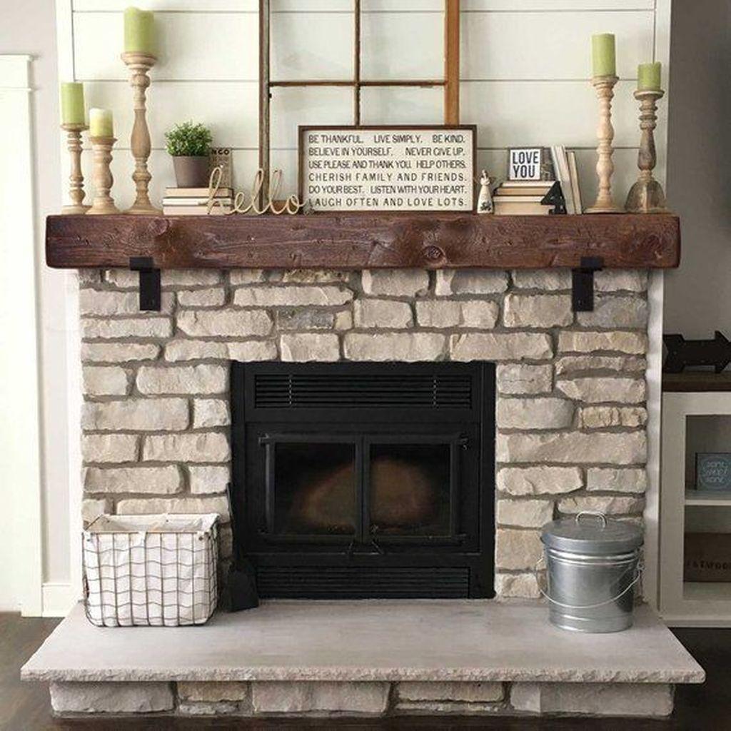 20+ Fireplace mantels ideas   LivingRoomReference