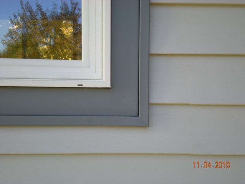 Window Wrapping Aluminum Siding Google Search Window Trim Windows Exterior Aluminum Siding