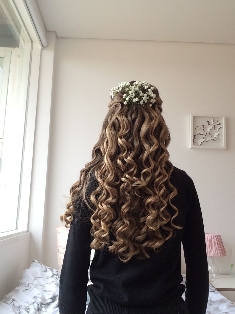 confirmation hairstyle   cute hairstyles   hair styles, long