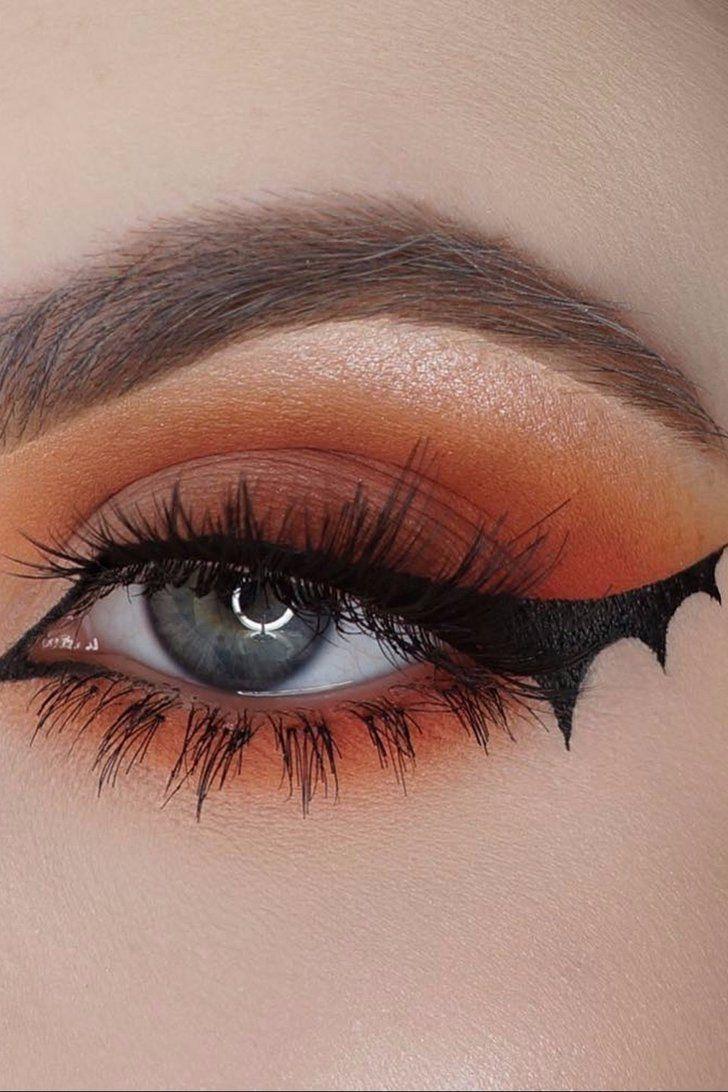 Esta es la tendencia de maquillaje de Halloween que debes probar si no vas a Batsh …