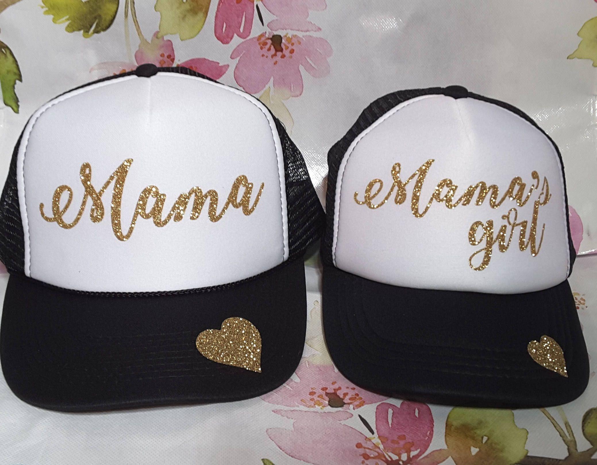 Mama and Mamas girl matching Hat Set 010ad2bbc45