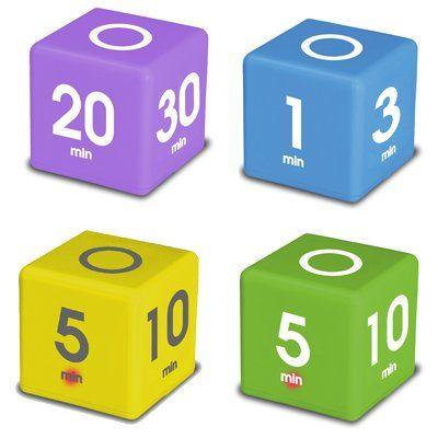 Datexx Miracle Cube Timer | Products | Time cube, Kitchen