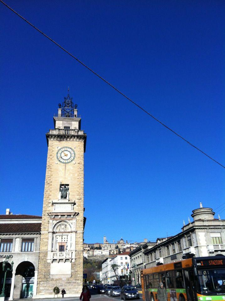 Mercatini di Bergamo dal 23 Novembre 6 Gennaio 2013