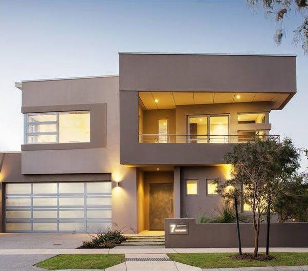 Casa Moderna Casas Pinterest Casas Arquitectura Y