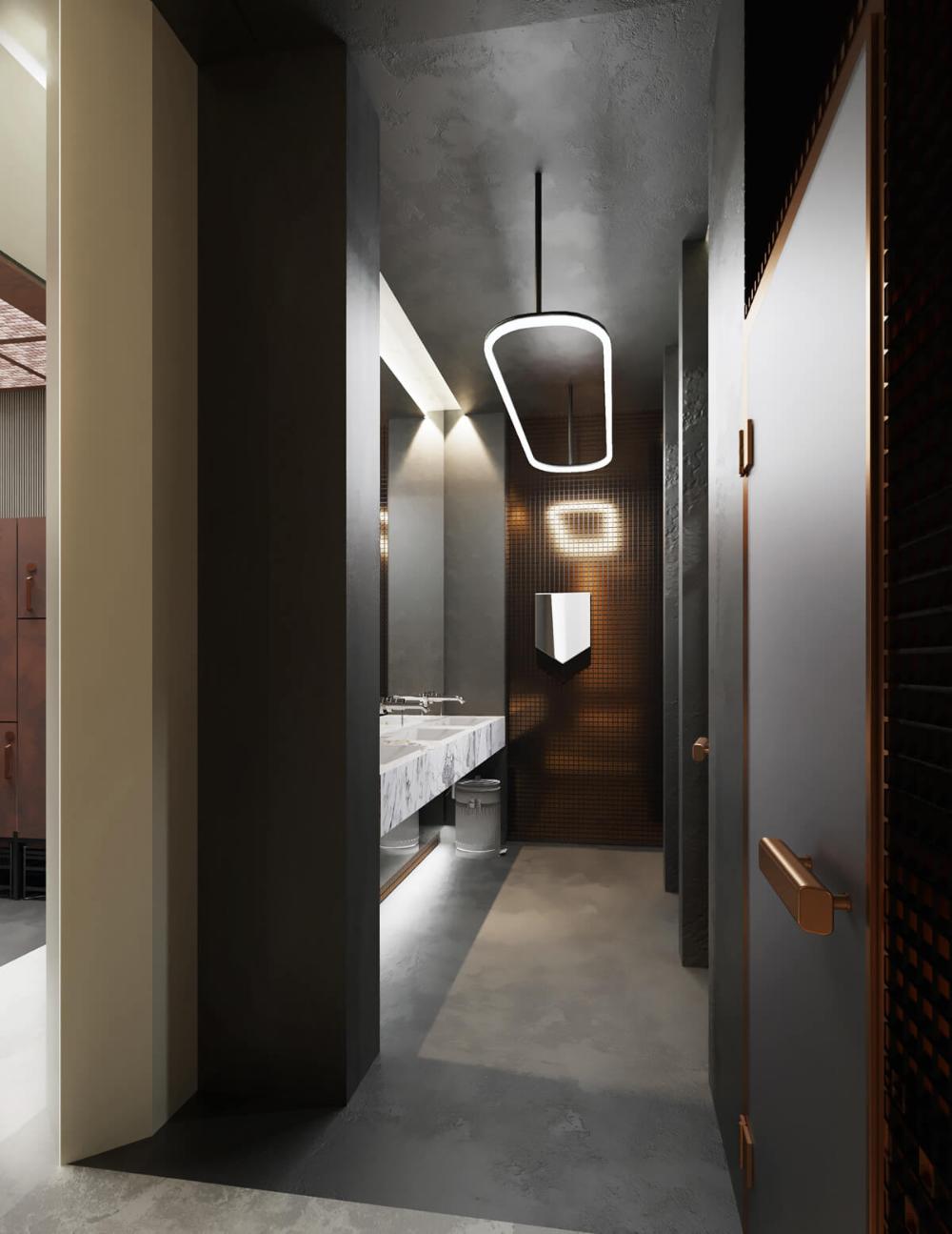 Lapalma Leisure Center Design Riyadh Saudi Arabia Cas Restroom Design Design Leisure Center