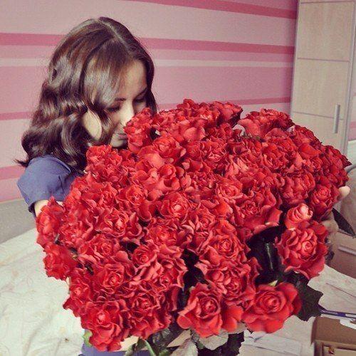Inogda Nashim Devushkam Tak Hochetsya Takih Banalnostej Instagram Blog Flowers Instagram