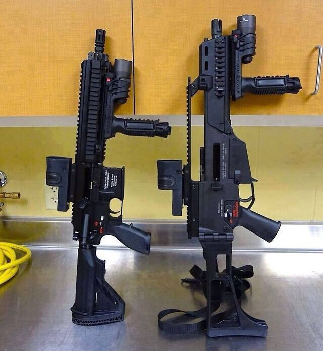 2nd Amendment And Tactical Gear