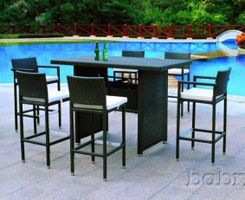High Top Patio Furniture Modern Outdoor Patio Modern Patio
