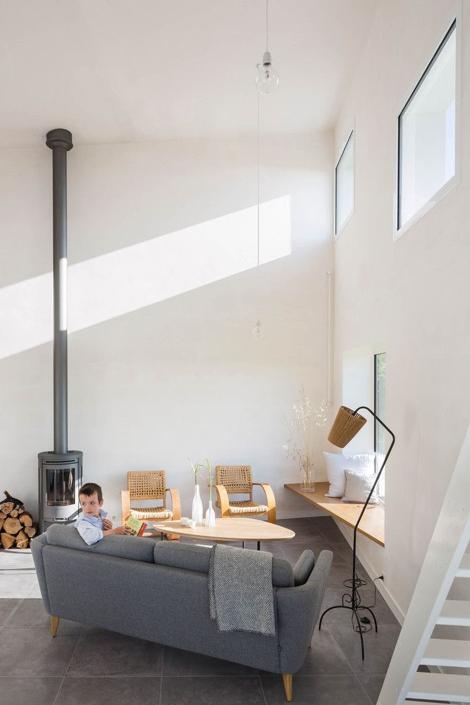 Gallery Of House For A Photographer / Studio Razavi Architecture   21 |  Architecture, Studio And 21st
