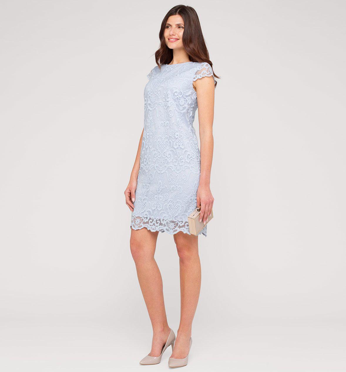 Evening Dress By C A Mode Modestil Kleid Arbeit