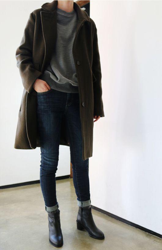 Photo (HER NEW TRIBE Tumblr) | Denim boots, Dark denim and ...