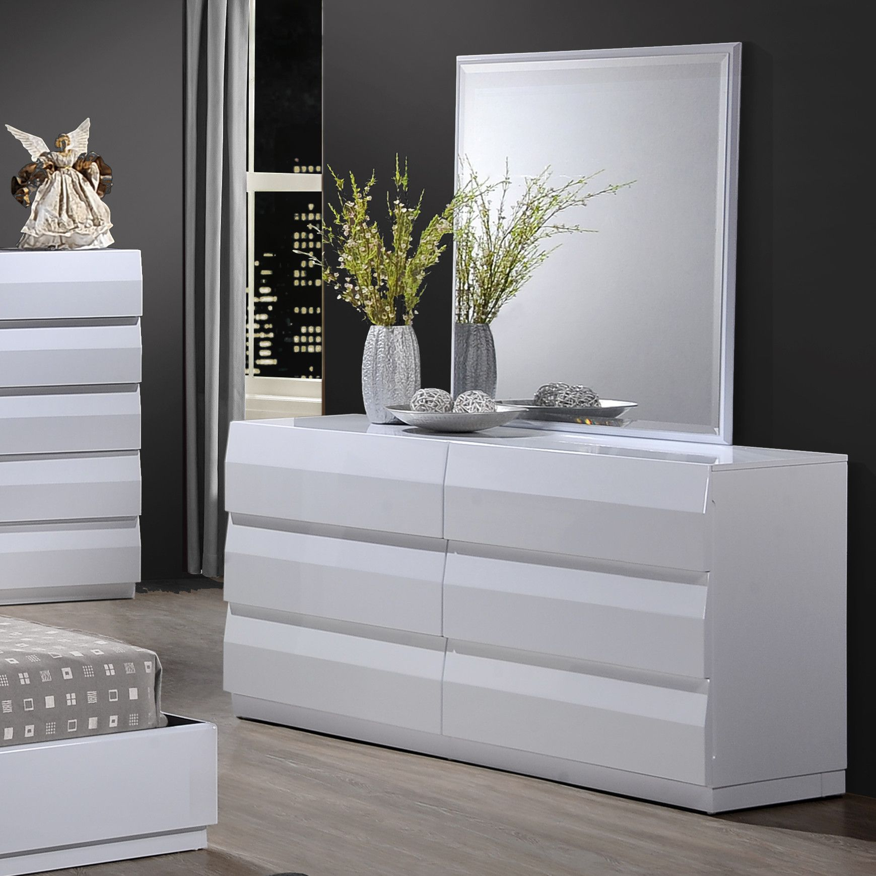 Dressers Features Double Dresser Mirror Available Price Wayfair Global Furniture Usa Furniture 6 Drawer Dresser [ 1739 x 1739 Pixel ]