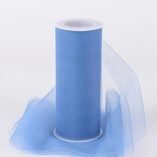 Tulle Bolt - Light Blue