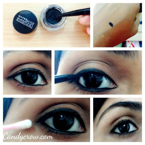 How To Apply Pencil Eyeliner Step By Pictures