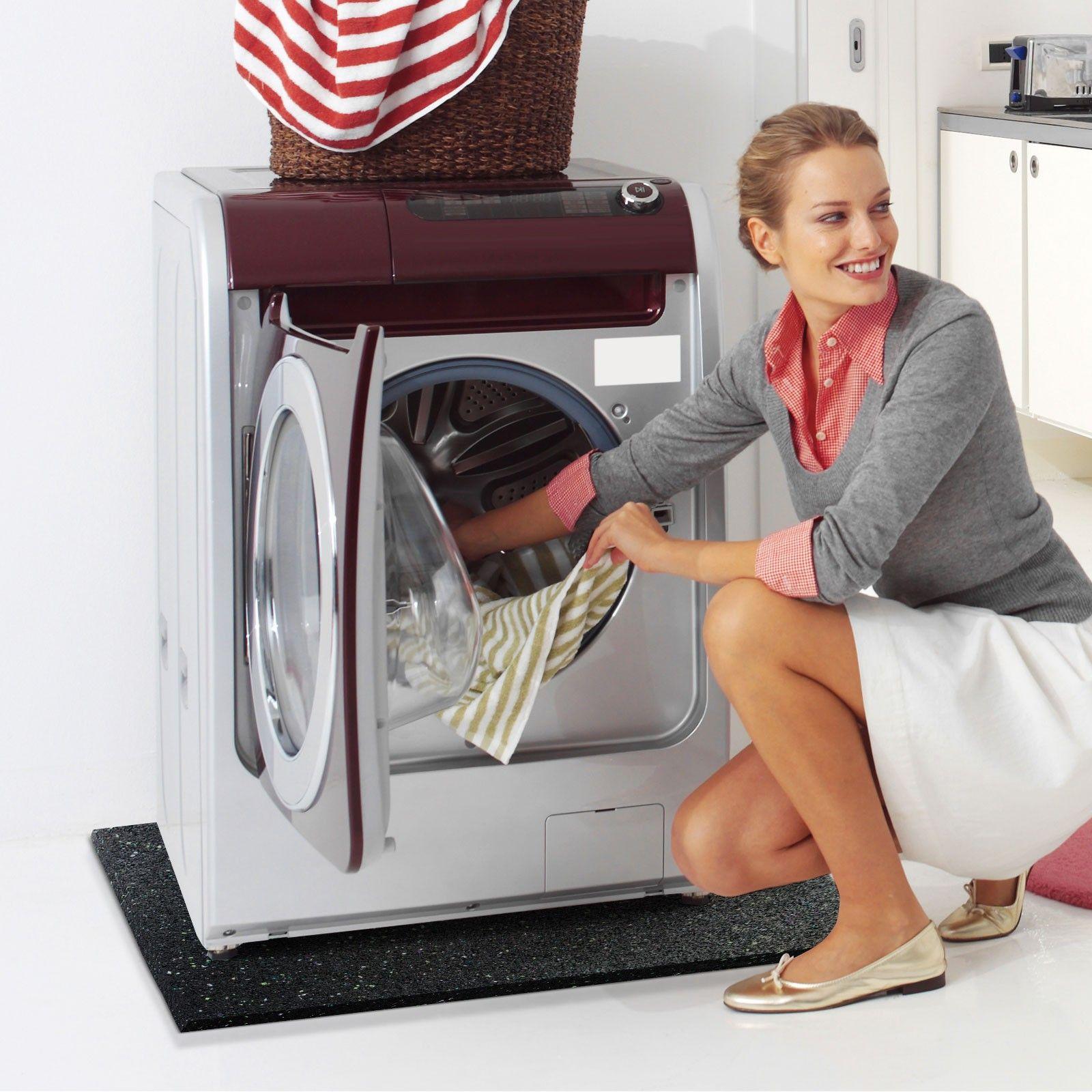 Antivibration Washing Machine Mats 10mm, 20mm Washing