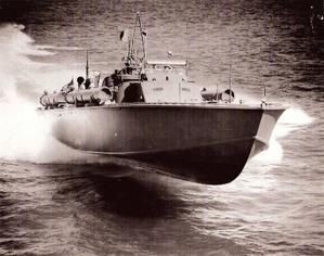 Image result for PT Boats   WWII Navy Patrol Torpedo Boats
