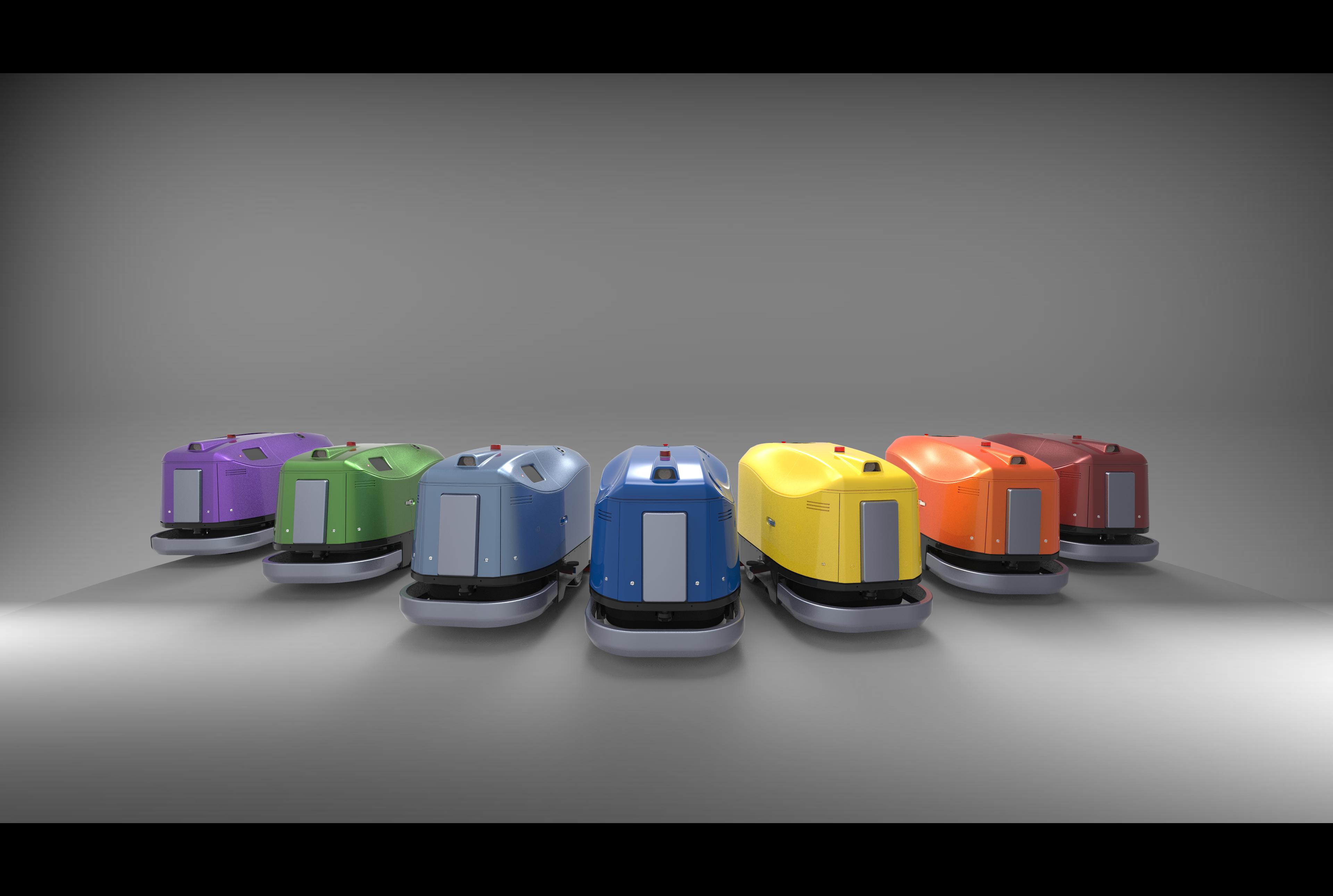 DDROBO Robotics develops and manufactures autonomous floor