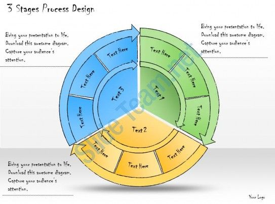1013 business ppt diagram 3 stages process design powerpoint - sample resume for a student or a 16 year old student