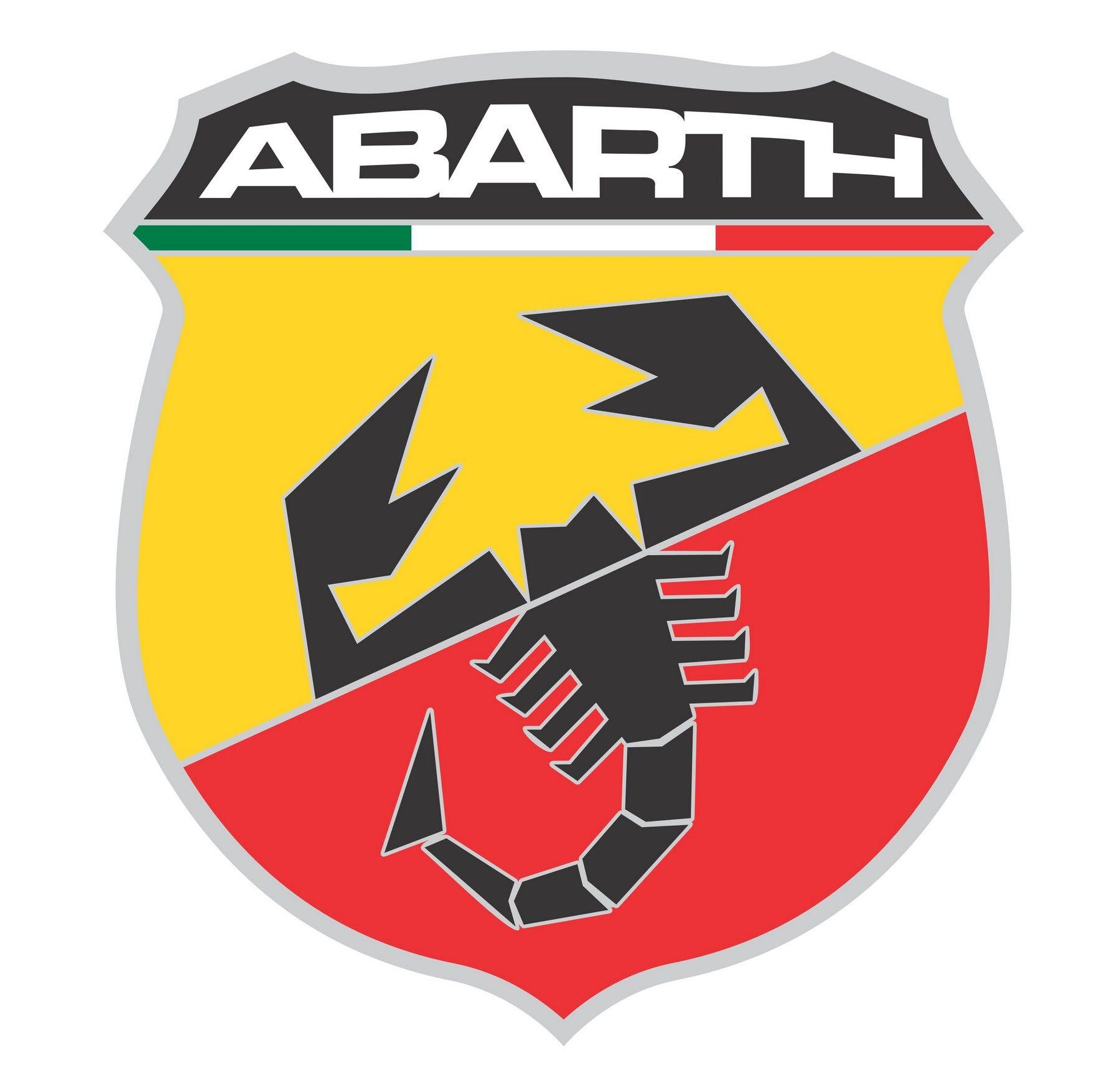 Abarth Logo Ai Pdf Loghi Auto Loghi Vintage Loghi