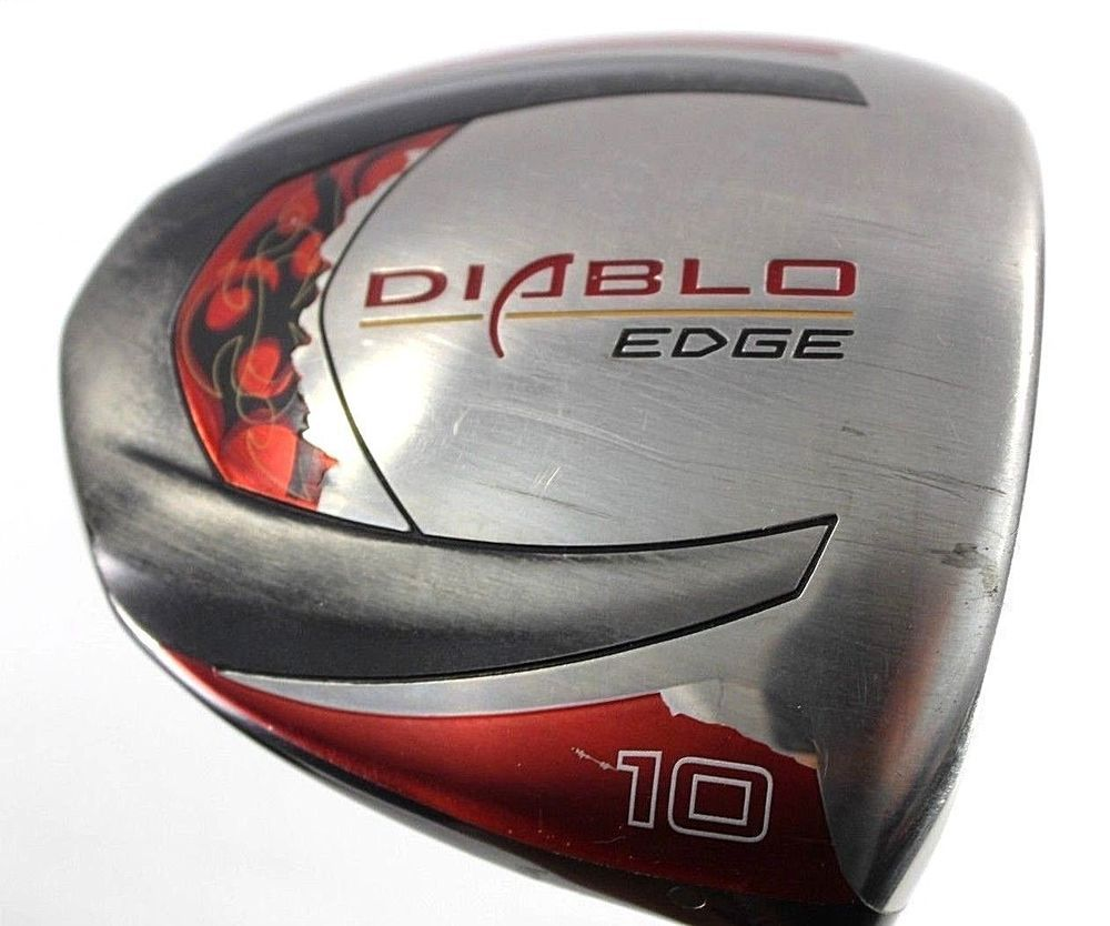 Callaway Diablo Edge 10 Driver Ust 6 Gold R Flex Rh Men S 47 5 Callaway Golf Clubs Miniature Golf Course Flex