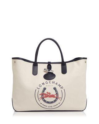 b78cc7394ab Longchamp Roseau 1948 Large Tote | Bloomingdale's | Bags in 2019 ...