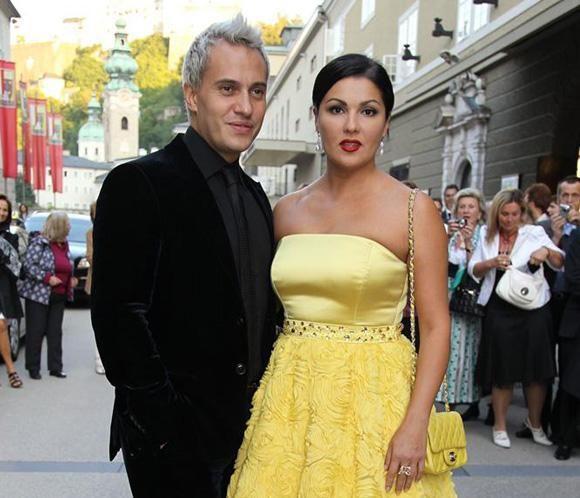 La pareja estrella de la ópera, Anna Netrebko y Erwin Schrott, se separan