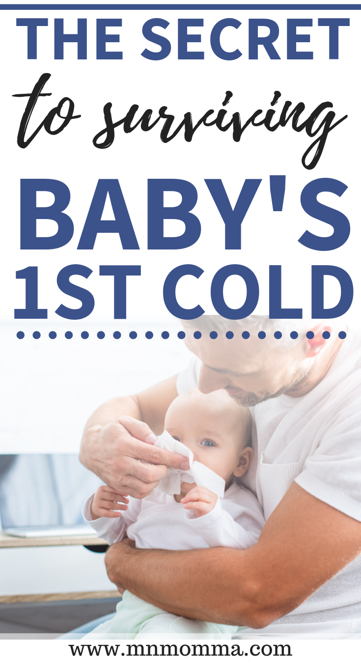 How to Survive Your Baby's First Cold Sick baby, Babys