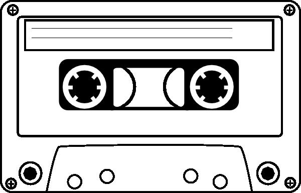 cassette tape clipart cassette clip art vector clip art online rh pinterest com au tape clipart png tape measure clipart