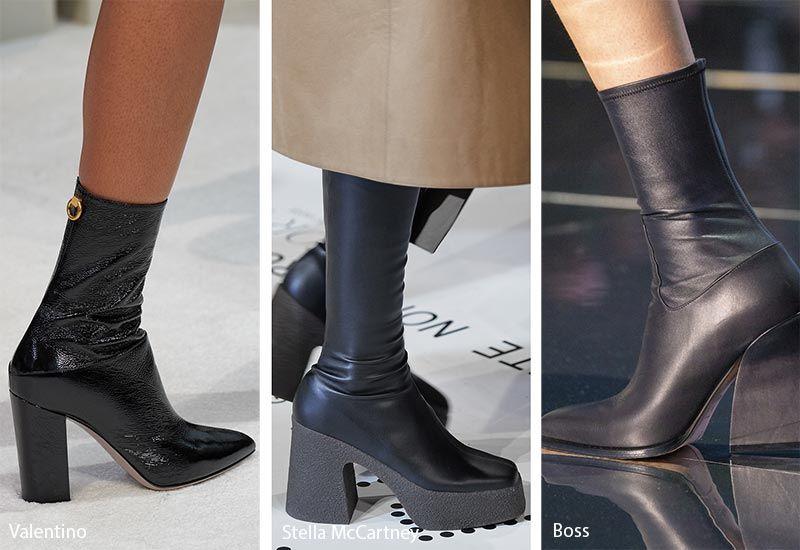 Shoe Trends 2020.Fall Winter 2019 2020 Shoe Trends Fall Winter Shoes
