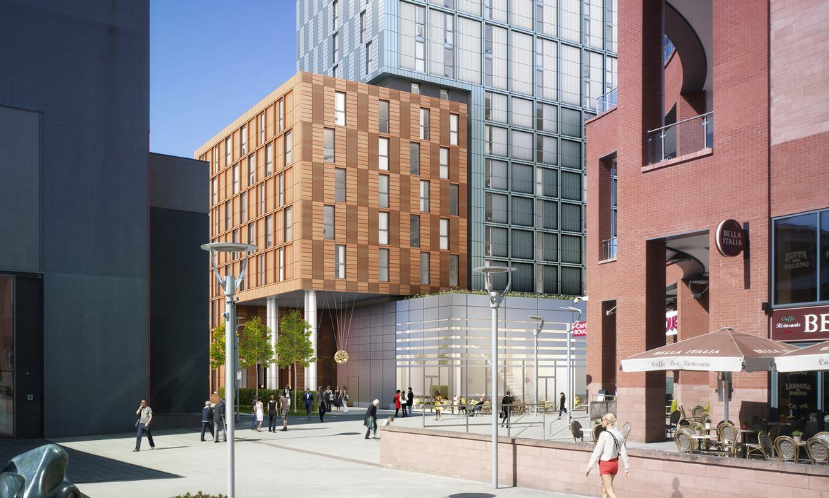 The UK's student boom has seen a spate of new, expensive, high-spec studio flats for them to live in, even as local residents are desperate for affordable accommodation. From Coventry to Cambridge, are universities starting to resemble property developers – and does this help or hurt our cities?
