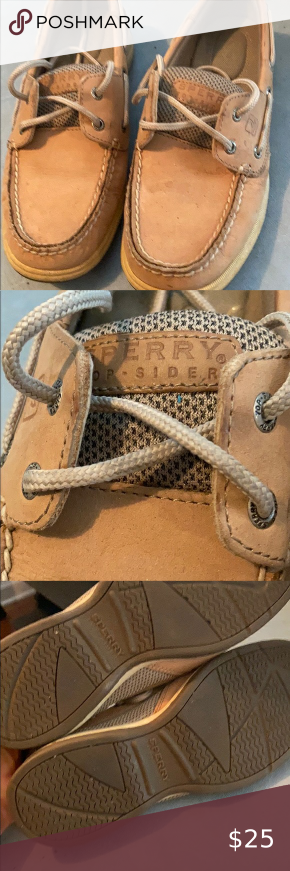 Woman Sperry Top Sider size 6.5 in 2020