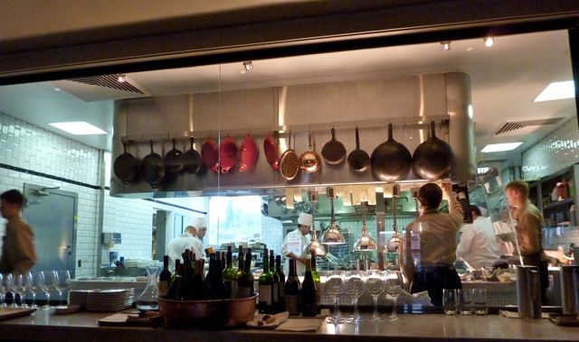 All Cooks Dream Realized In The New Kitchen At Meadowood: Glass Wall Restaurant - Google Search
