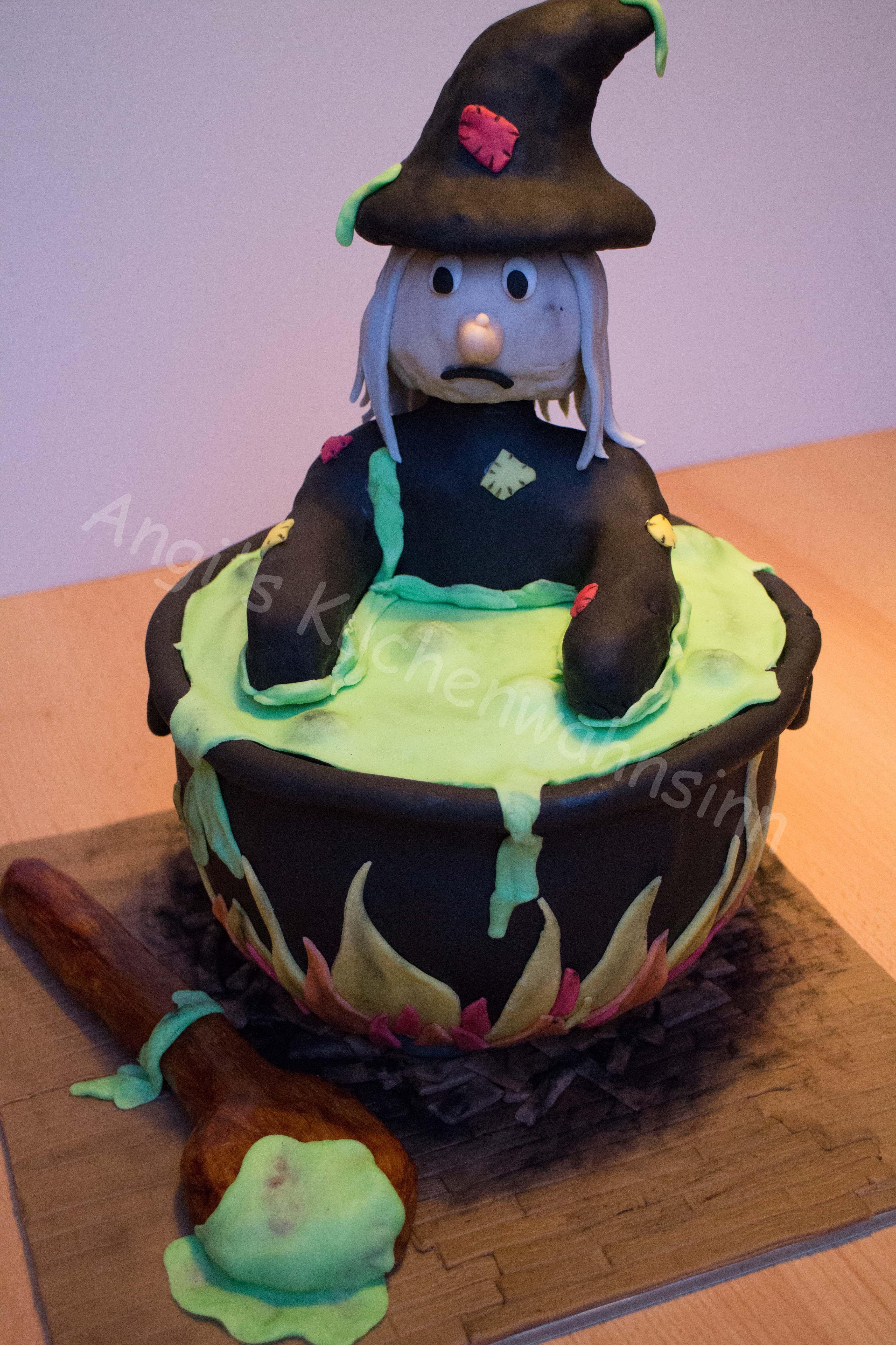 witch cake hexen torte rezepte 2015 pinterest meine. Black Bedroom Furniture Sets. Home Design Ideas