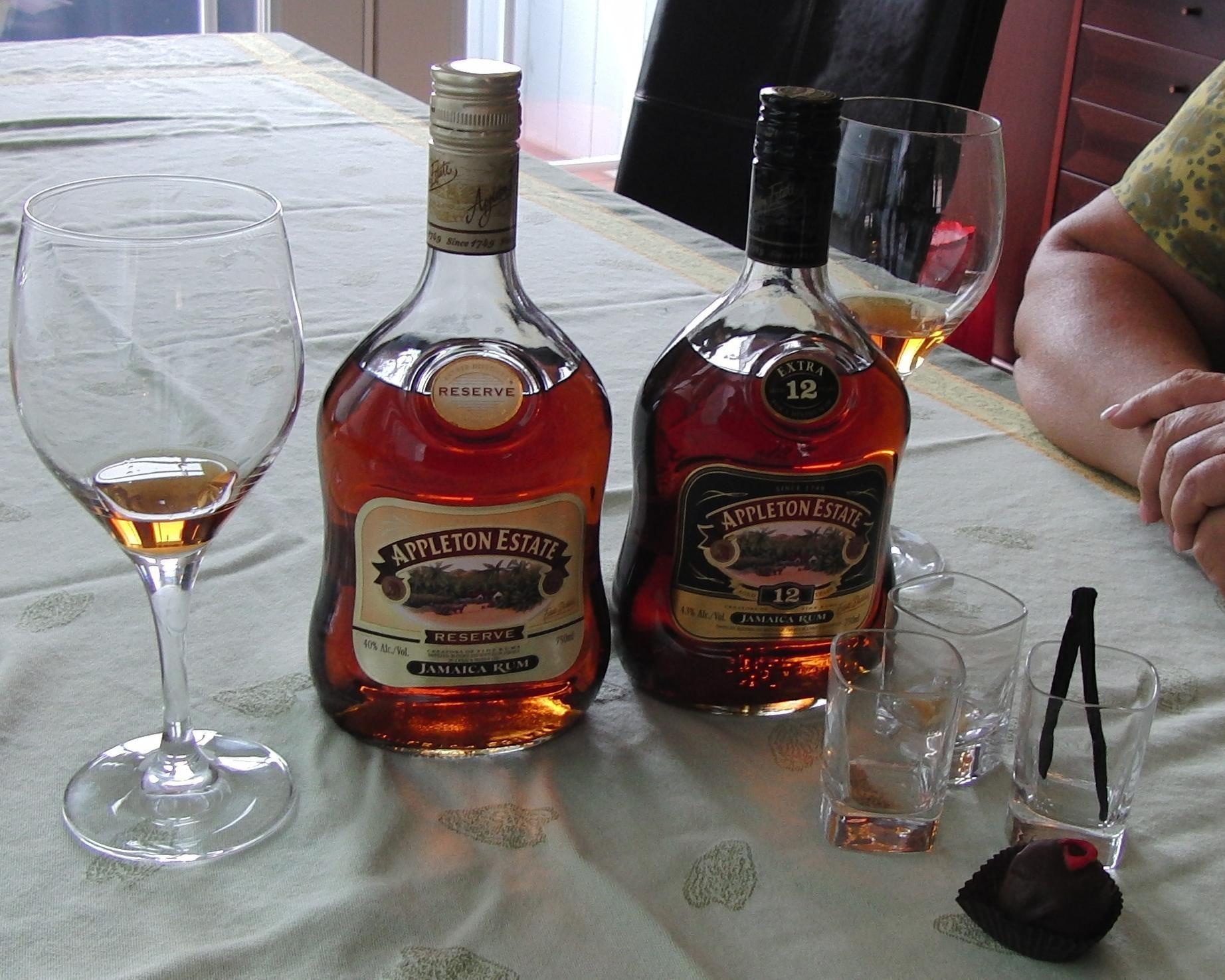 Tasting Appleton Rums With Master Blender Joy Spence Appleton Rum Rum Fruity Cocktails