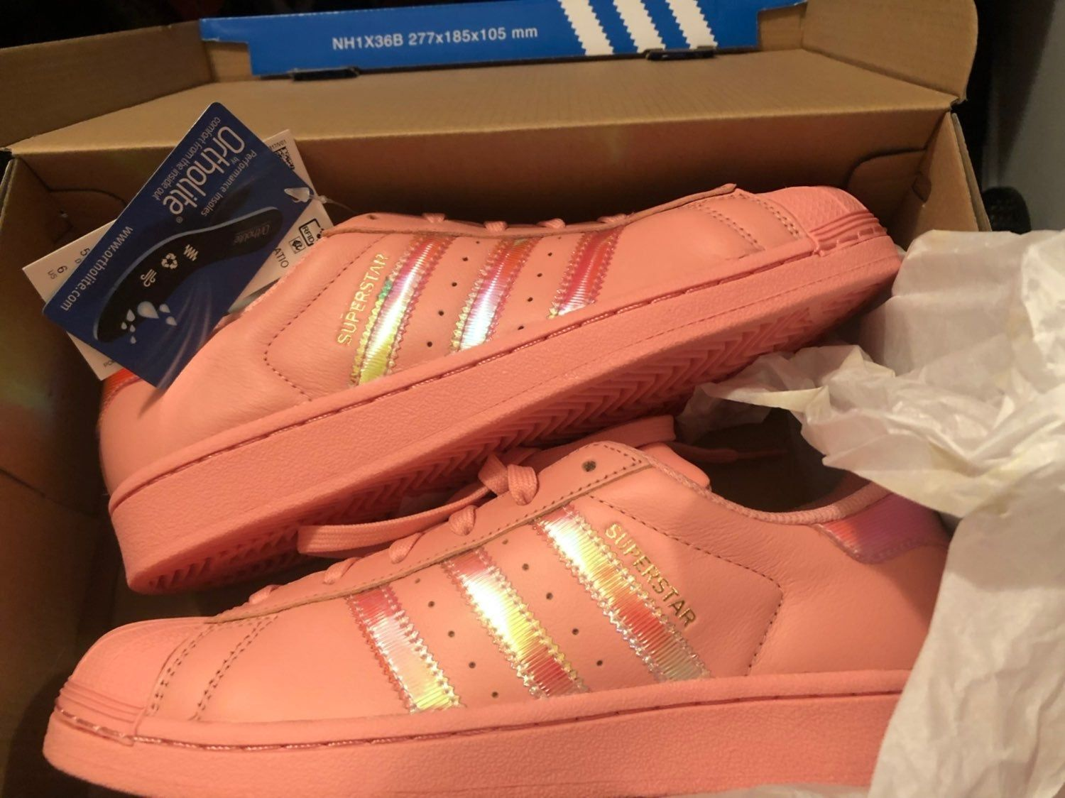 superstar adidas size 6