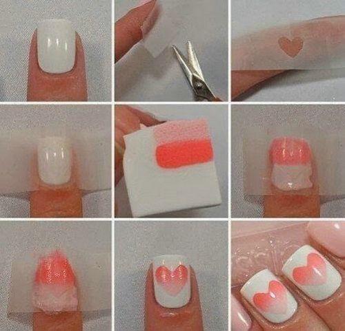 Nail Art Ideas For Short Nails Google Search Nail Pinterest